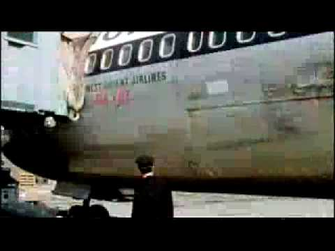 Northwest Airlines- The Sun Will Never Set video