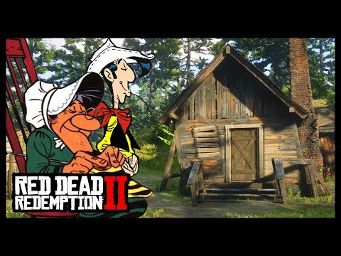 Les DALTONS dans RED DEAD REDEMPTION 2 (easter-egg)