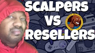Videogame scalpers vs resellers: do you know the difference ?