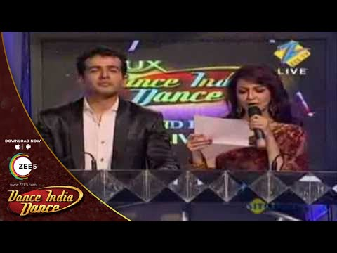 Lux Dance India Dance Season 2 April 23 '10 Saajan, Naresh & Kishore video
