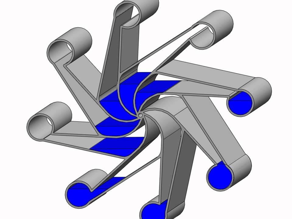 Perpetuo movimiento turbina perfecta youtube - Motor de fuente de agua ...