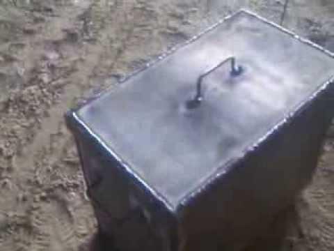 Сделать дымогенератор для холодного копчения своими руками