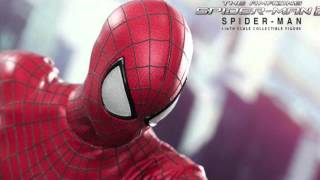 The Amazing Spider-man 2 Hot Toys Spider-man 1/6 Scale Movie Figure Pics & Details!