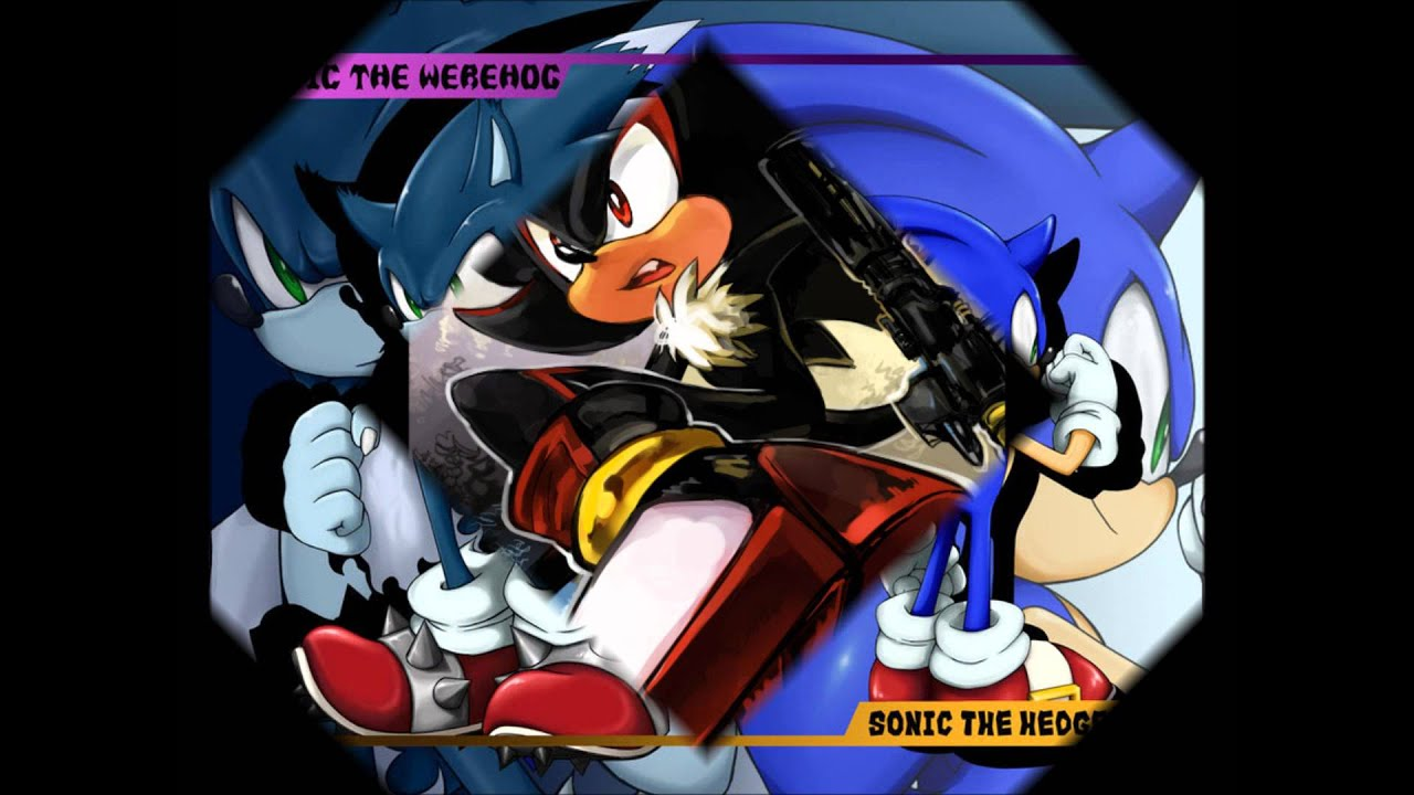 Shadow Beats Sonic Sonic Shadow~beat It~michael