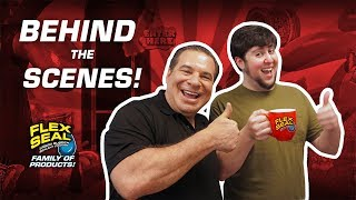 Behind the scenes of Flex Tape II : The Flexening