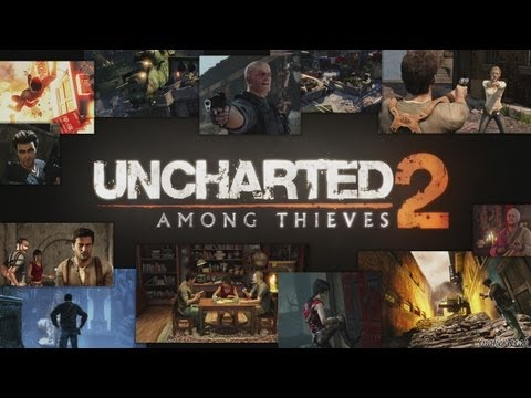 Uncharted 2 Among Thieves Guia Parte 14
