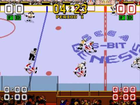 Mario Lemieux Hockey Genesis Mario Lemieux Hockey Mega Tech