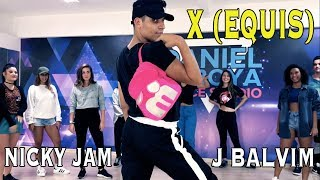 X (Equis) - Nicky Jam ft. J Balvin  (COREOGRAFIA) Cleiton Oliveira