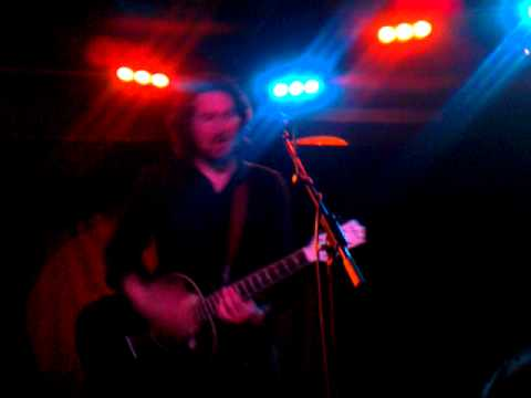 Matt Nathanson - Car Crash live in Glasgow