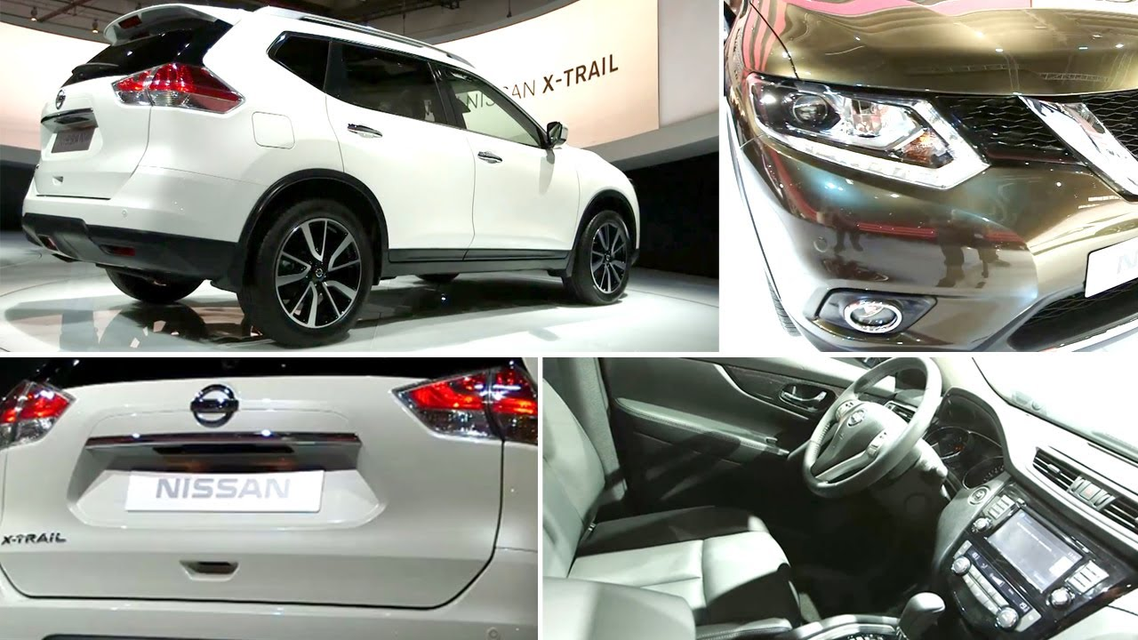 New Nissan X Trail 2014 Review Interior And Exterior