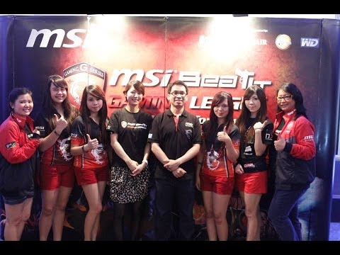 [Gudang Gaming] Video Liputan MSI Beat It Gaming League