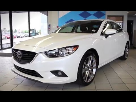 2015 Mazda 6 GT Tech here at Park Mazda