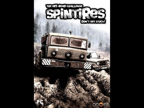 SpinTires Official Release First Impressions + Long haul challenge