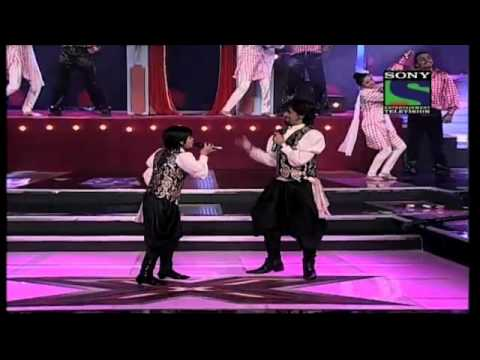 Sonu Nigam and Seema Jhas memorable performance- X Factor India...