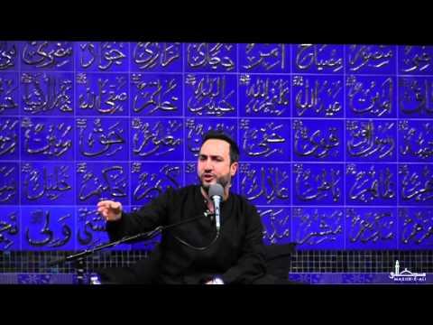 7. Shia - Shia Unity - Dr. Sayed Ammar Nakshawani - Muharram 1437 - Masjid-e-Ali