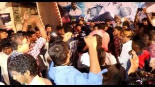 Kuttu Dance In Mumbai - Rajinikanth - Kabali Movie Release - Fans Celebration