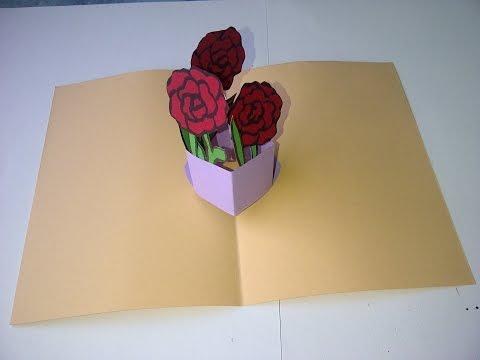 3d поделки из бумаги открытки и поделки