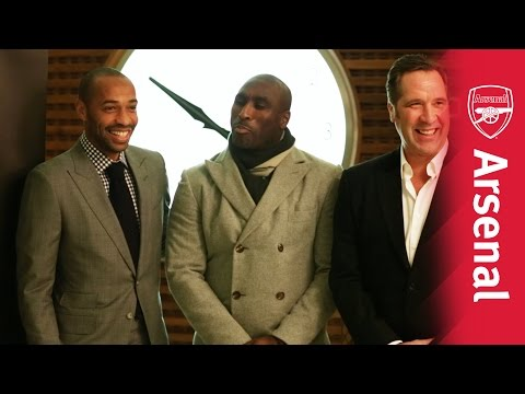 Throwback Thursday: 'Arsenal Legends: Thierry Henry'