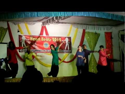 """Women Empowerment""-Winning performance by'09batch jhalawr medical college"