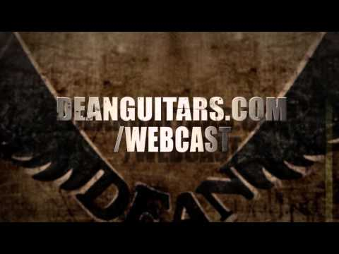"DEAN GUITARS ""THE BEST OF LIVE FROM NAMM 2013"" rebroadcast this weekend! Mar 2 + 3!!"