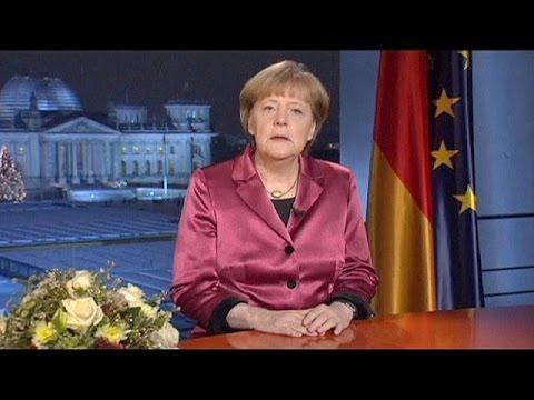 Angela Merkel : sortie de la Grèce de la zone euro inévitable si...