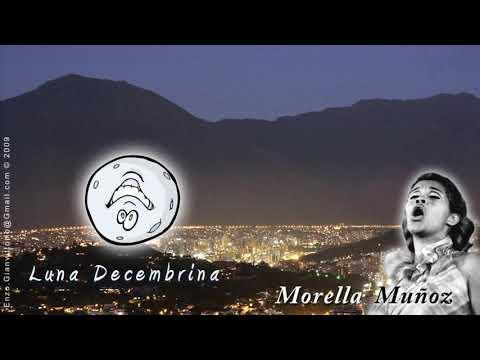 Luna Decembrina - Morella Muñoz