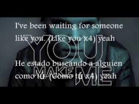 Avicii You Make Me  Letra En Español E Ingles video