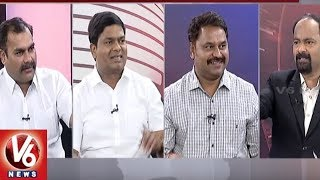 Special Debate On Rythu Bandhu Cheques Distribution | Good Morning Telangana