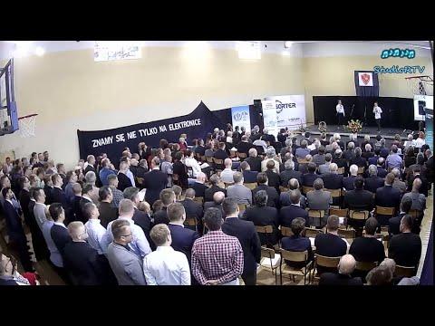 Obchody Jublieuszu 50-lecia Zespołu Szkół Elektronicznych Im  Bohaterów Westerplatte W Radomiu