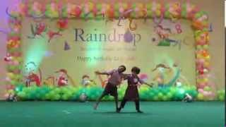 Awesome Duet of kids for nee jathaga song from telugu movie must watch