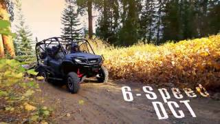 2017 Pioneer 1000 Limited Edition with I-4WD