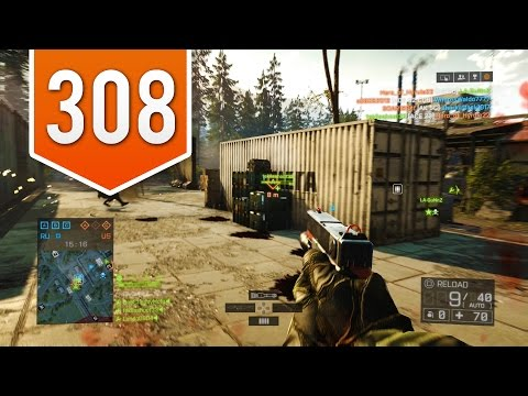 BATTLEFIELD 4 (PS4) - Road to Colonel - Live Multiplayer Gameplay #308 - OPEN SESAME!
