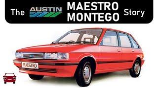 The Austin Maestro / Montego Story