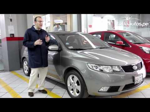 Kia Cerato 2011. Promoción Agosto - Todoautos.pe