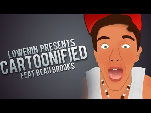 Janoskians Beau Arrested Cartoonified - Beau Brooks