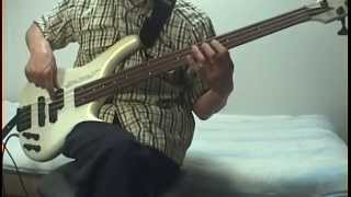 PRISM -BACK STREET JIVE- Bass cover