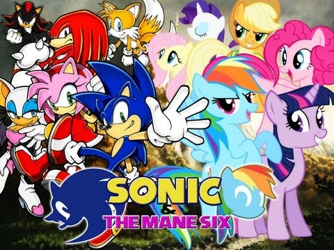 Sonic & MLP - Good Time