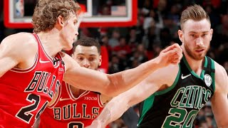 Boston Celtics vs Chicago Bulls - Full Game Highlights January 4, 2020 NBA Season