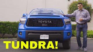 2019 Toyota Tundra   The Reliable Alternative?
