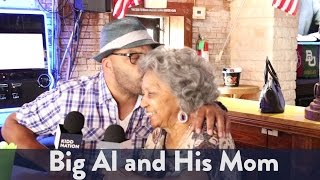 Mother's Day Questionnaire: Big Al and His Mom