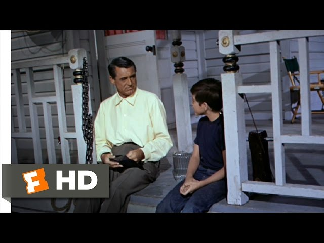 Houseboat (7/9) Movie CLIP - You Can't Lose Anything (1958) HD