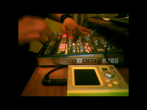 emx kaossilator dubstep