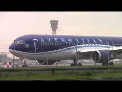 Biman Bangladesh Airlines 777-300er ,Azerbaijan Ai