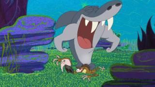 Zig & Sharko - Zig's Jumbo friend (S01E45) Full Episode in HD