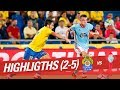 Resumen de UD Las Palmas vs RC Celta (2-5)