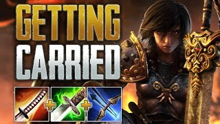 This Sylv Is A God! Bellona ADC Gameplay (SMITE Conquest)