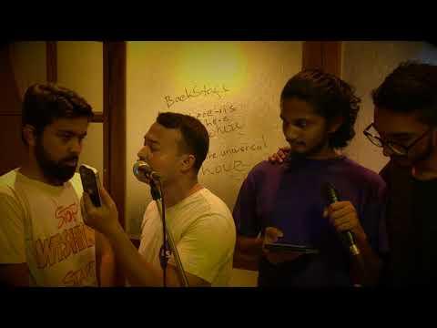 Allahu Allahu   Nasheed   Backstage   #110