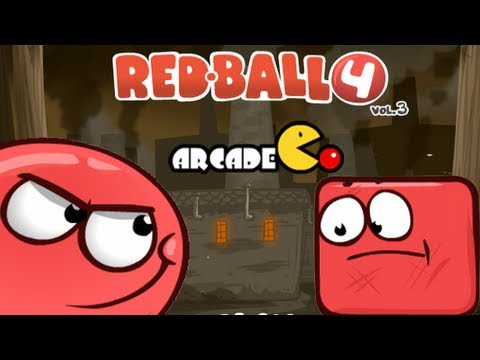 red ball 4 volume 3 walkthrough