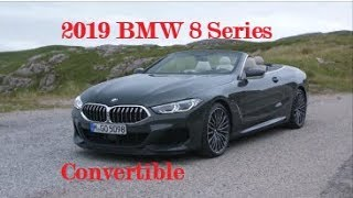2019 BMW 8 Series Convertible  PromotionMovies  interior Exterior and Drive