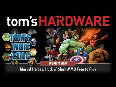 Marvel Heroes, Hack n' Slash MMO Free to Play - Tom's Indie & DLC